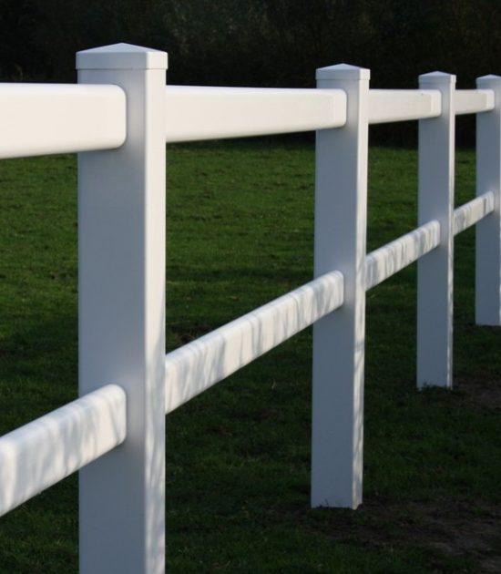 cloture pour chevaux pvc